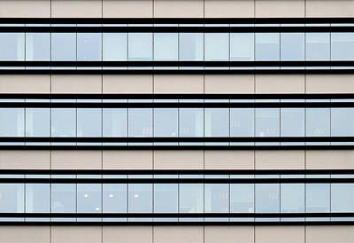 Industry Photograph - Between The Lines by Stuart Allen