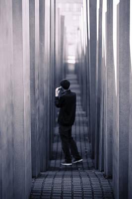 Photograph - Between The Walls by Alfio Finocchiaro