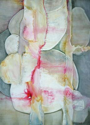 Painting - Between Waking And Dreams by Lynda Hoffman-Snodgrass