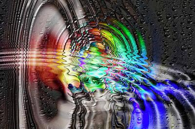 Digital Art - Between You And I by Richard Thomas