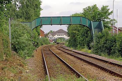 Photograph - Beverley Railway Station  by Tony Murtagh