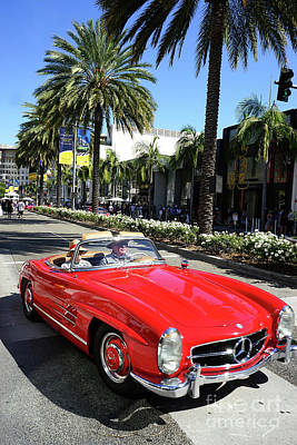 Photograph - Beverly Hills Rodeo Drive 15 by Nina Prommer