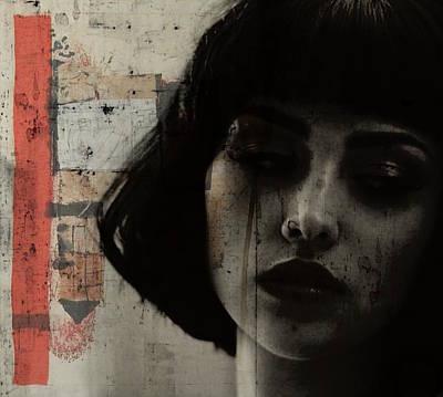 Emotion Wall Art - Digital Art - Beware Of Darkness  by Paul Lovering