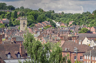 Photograph - Bewdley by Keith Armstrong