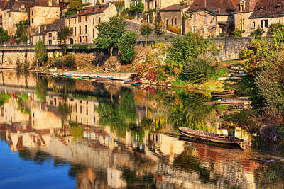 Photograph - Beynac-dordogne France by John Galbo