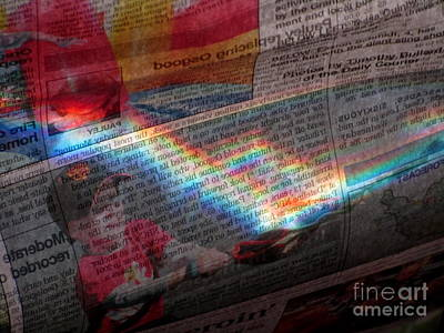 Photograph - Beyond Crayons by Marie Neder