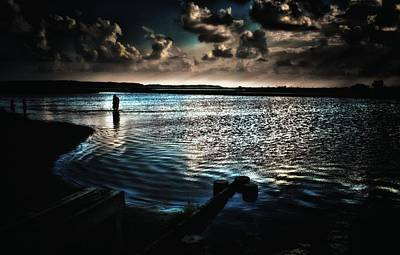 Fine Dining - Beyond The Blue Horizon by Robert McCubbin
