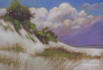 Painting - Beyond The Dune by Mary Hubley