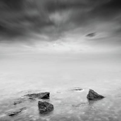 Philosophical Photograph - Beyond The Horizon by Taylan Apukovska