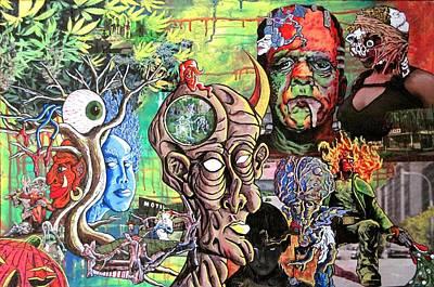 Beyond The Mind Art Print