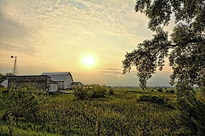 Photograph - Beyond The Road by Bonfire Photography