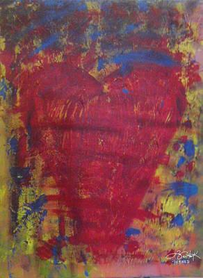 Defining Painting - Beyond The Scars by Chelsea VanHook