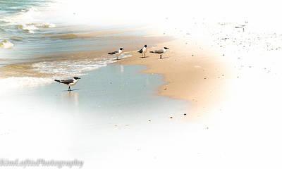 Photograph - Beyond The Sea  by Kim Loftis