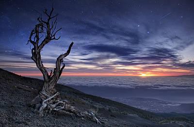 Stars Photograph - Beyond The Sky by Andrea Auf Dem Brinke