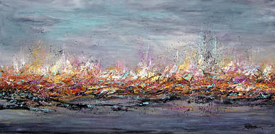 Painting - Beyond The Surge by Roberta Rotunda