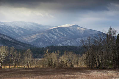 Photograph - Beyond The Valley by Mike Eingle