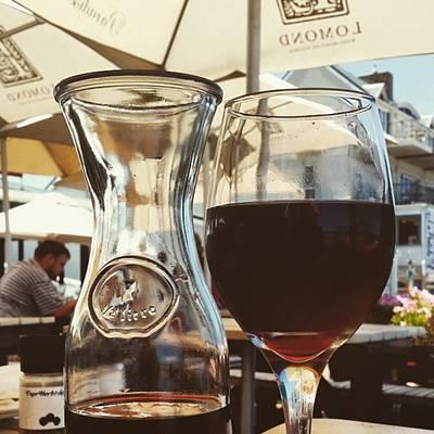 Photograph - #beyondtheglass #wineonmytime #cheers by Jaynie Lea