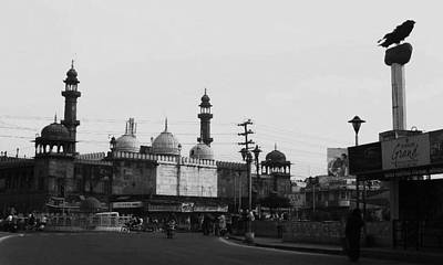 Bhopal Print by Mohammed Nasir