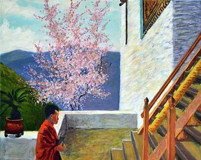 Bhutan Series - Stairway To Heaven Original