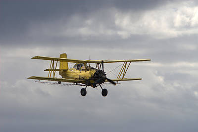 Photograph - Bi-plane by David Andersen