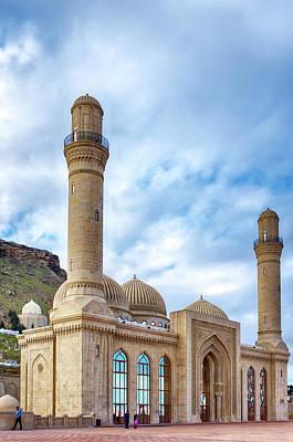 Photograph - Bibi-heybat Mosque by Fabrizio Troiani
