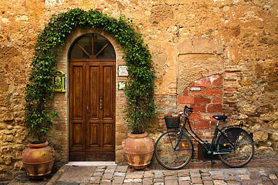 Bicletta Art Print by John Galbo