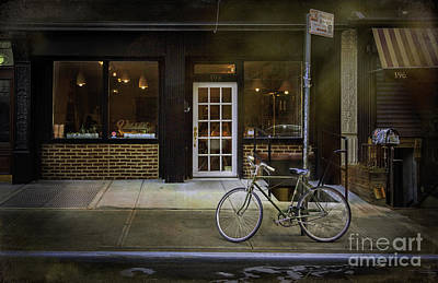 Photograph - Bicycle 198 by Craig J Satterlee