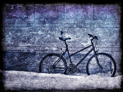 Transportation Royalty-Free and Rights-Managed Images - Bicycle by Evelina Kremsdorf