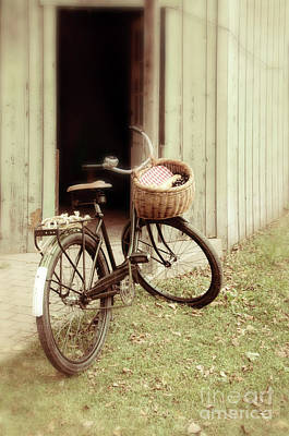 Photograph - Bicycle by Jill Battaglia