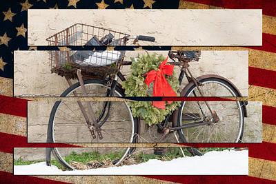 Photograph - Bicycle Race by Michael Porchik