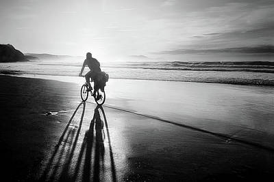 Bicycles Are For The Summer Art Print