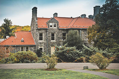 Photograph - Biddle Mansion - Tarrytown by Colleen Kammerer