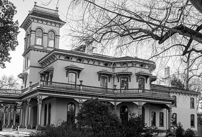 Photograph - Bidwell Mansion by Tikvah's Hope