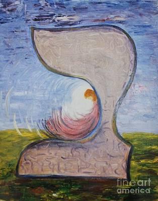 Biet - Meditation In Oil Art Print