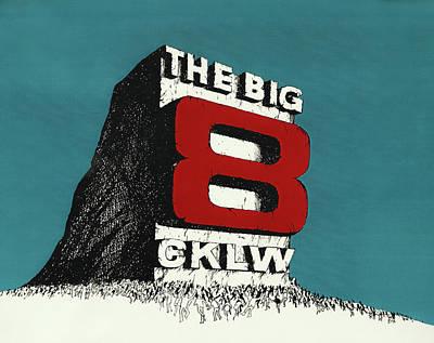 Photograph - Big 8 Monolith by Big8Radio