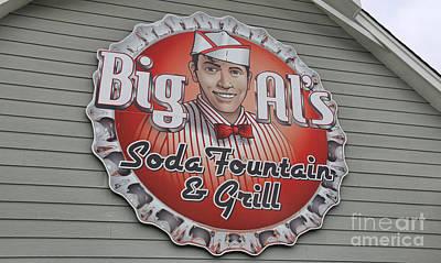 Big Al Photograph - Big Als  3174 by Jack Schultz