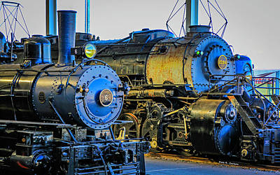 Photograph - Big And Little by Dale R Carlson
