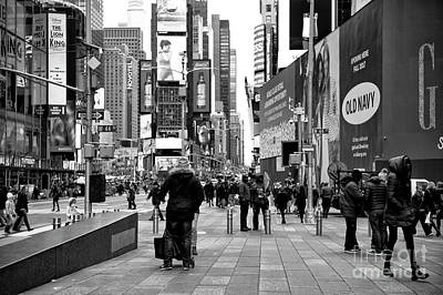 Photograph - Big Apple Daze by John Rizzuto