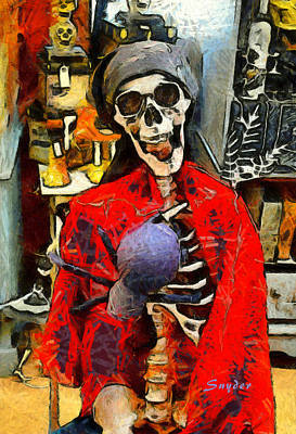 Photograph - Big Bad Bag Of Bones by Floyd Snyder