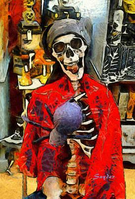 Photograph - Big Bad Bag Of Bones by Floyd Snyder