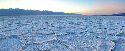 Photograph - Big Bad Beautiful Badwater Basin by David Andersen