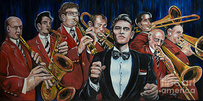 Big Band Leader Original by Doug LaRue