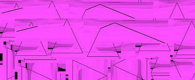 Digital Art - Big Band Music by Cletis Stump