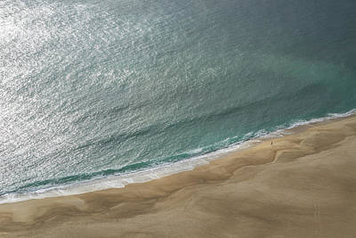 Photograph - Big Beach For One Person by Georgia Mizuleva