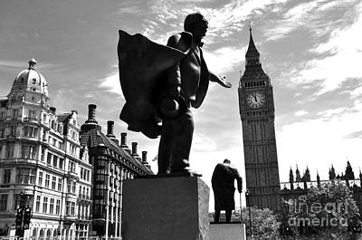 Photograph - Big Ben by Andrew Dinh