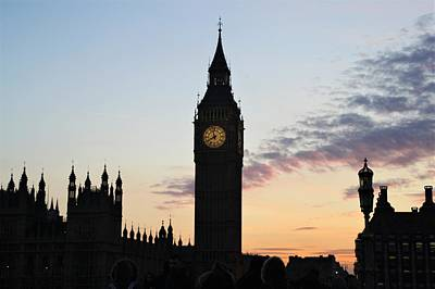 Photograph - Big Ben by Christopher Woods