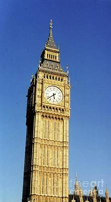 Photograph - Big Ben  by John S