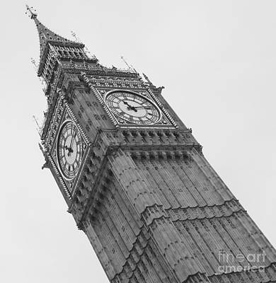 Photograph - Big Ben by Louise Fahy