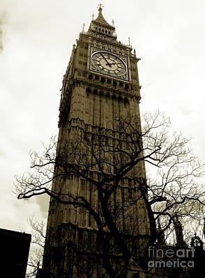 Photograph - Big Ben by Nina Ficur Feenan