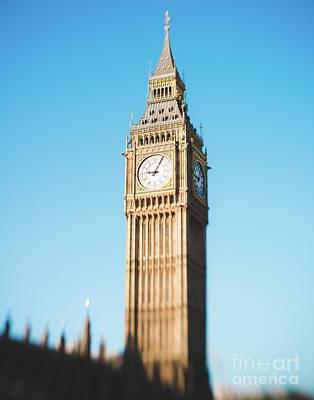 Photograph - Big Ben by Sonja Quintero